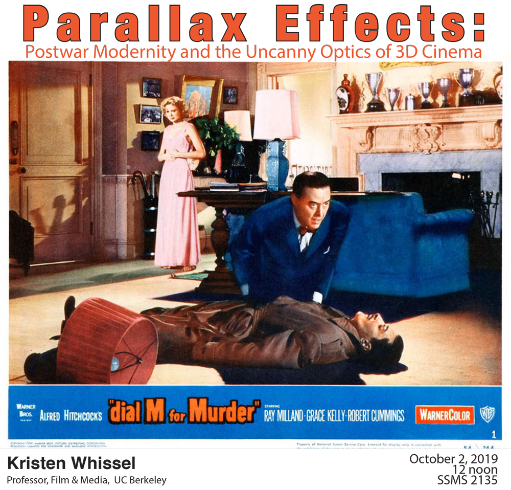 Parallax Effects: Postwar Modernity and the Uncanny Optics of 3D Cinema